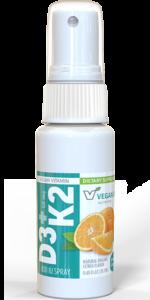 K2+D3 bottle