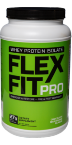 Vibrant - flexfit-chocolate milkshake
