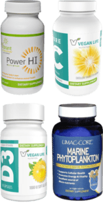 Immune System Pack B, 4 products in a grid
