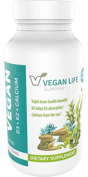 Synergistically Vegan bottle