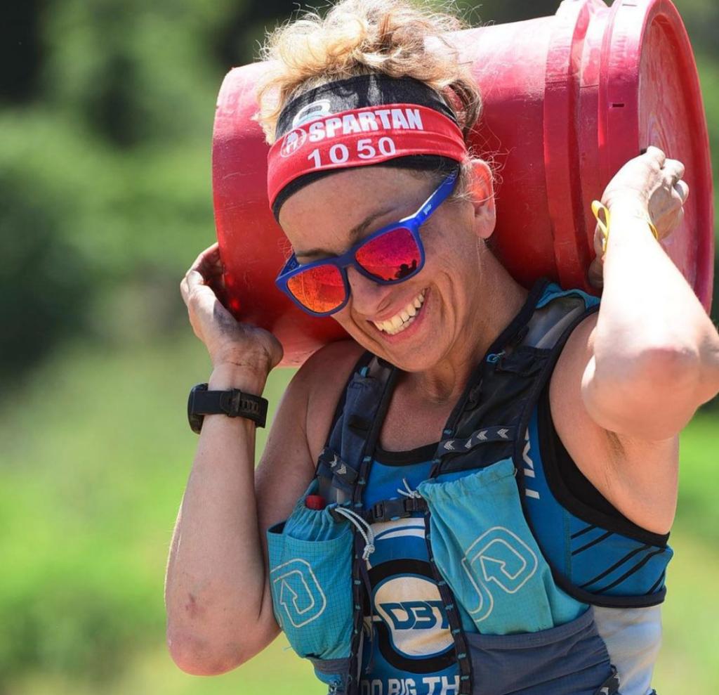 The Plant-based Athlete: Julie Harper