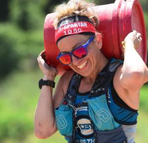 Julie Harper obstacle course